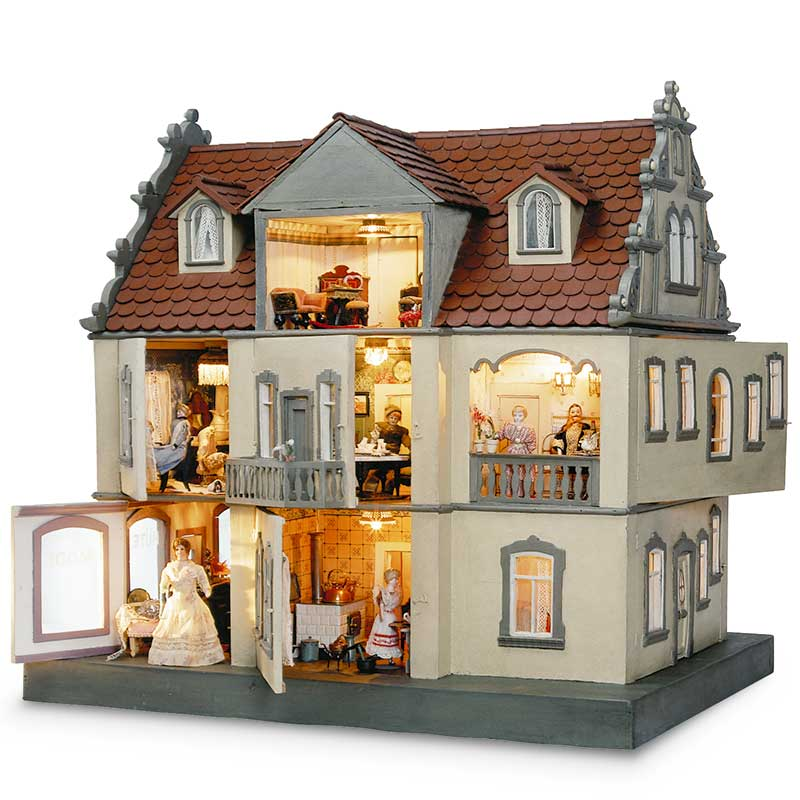 what to see in basel, toy museum in basel