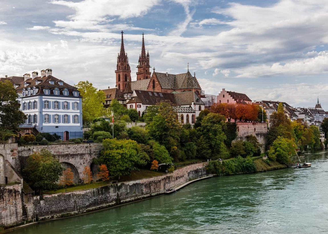 Basel point of interest,