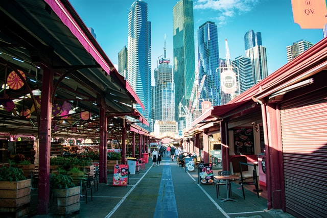 things to see in melbourne city