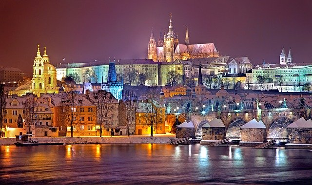 best places to visit in Europe, prague,