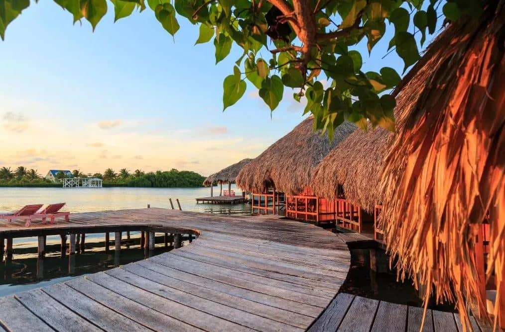 cheap overwater bungalows