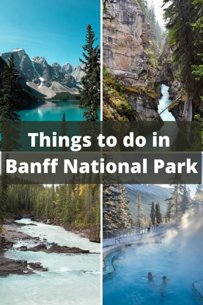 places to see in banff