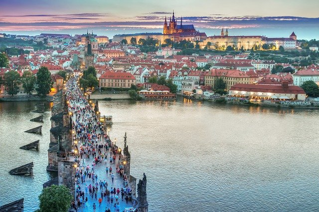 planning a backpacking trip to europe