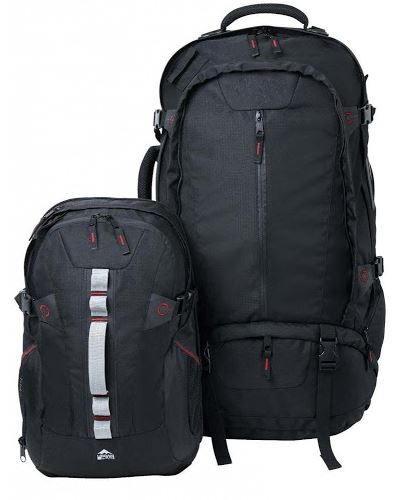 backpack daypack combo