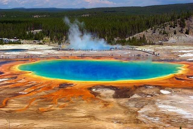 best national park in the us