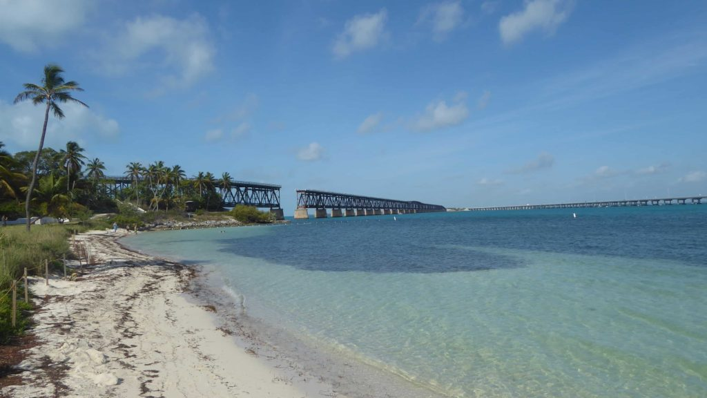 places to stop on the drive from Miami to key west